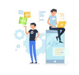 تعلم برمجة التطبيقات ايفون و اندرويد وتصميم المواقع بدبلوم تدريبي متكامل