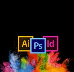 تعلم وابدأ العمل على برامج التصميم graphic design