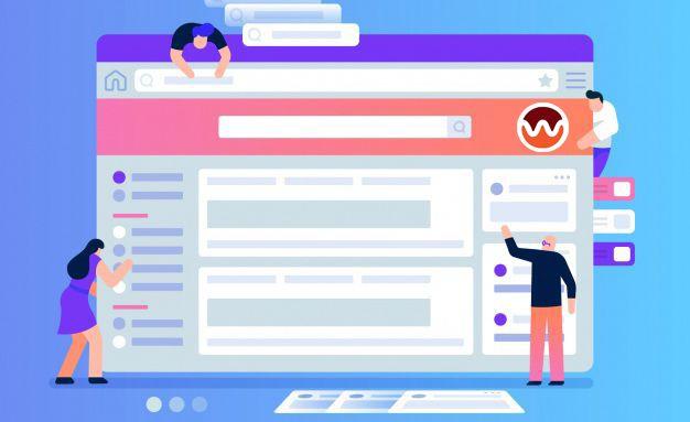 مجال صناعة مواقع الويب يعتبر من وظائف الفريلانسر
