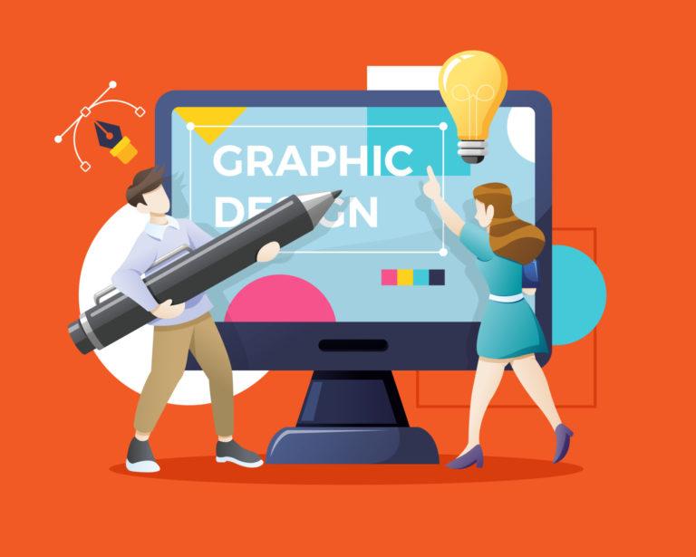 ما هو الجرافيك ديزاين  Graphic Design
